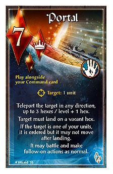 Portal Card