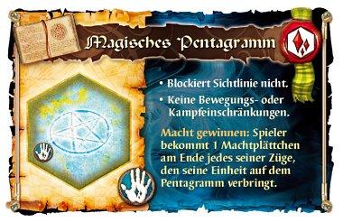Magisches Pentagramm
