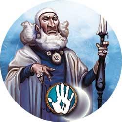 Wizard token