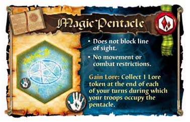 Magic Pentacle