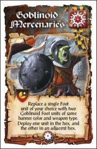 Goblinoid Mercenaries