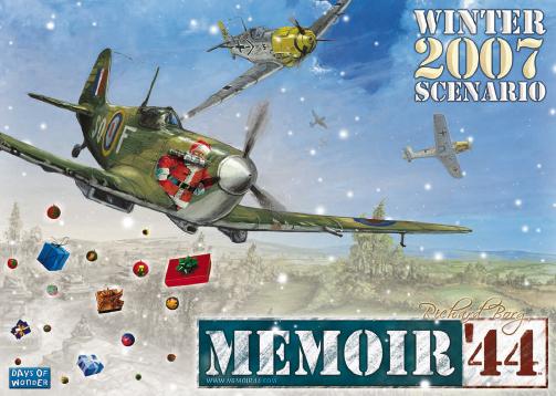 Winter Scenario cover