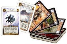 """Einige Karten aus """"Merlins Macht"""""""