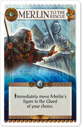 Merlin to the rescue