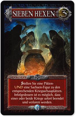 Sieben Hexen