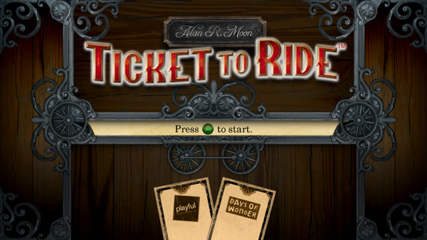 how to play ticket to ride days of wonder
