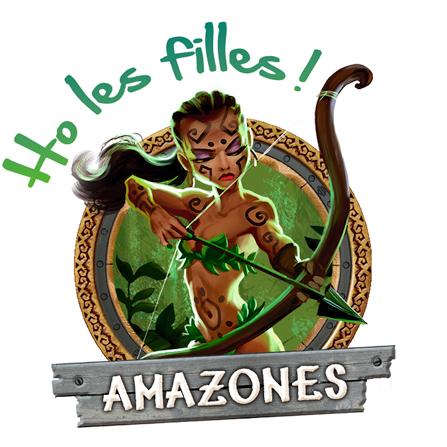 Amazones - Ho les filles !