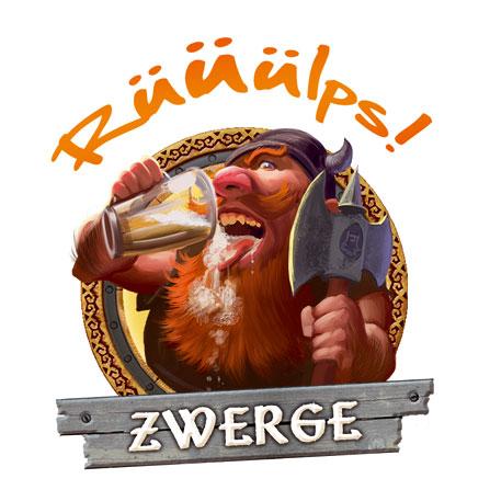 Zwerge - Rüüülps!