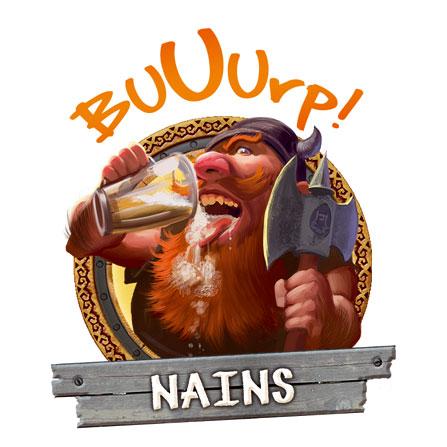 Nains - Buuurp !