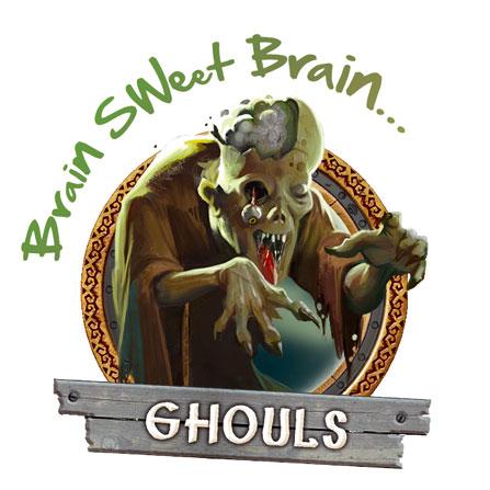 Ghouls - Brain SWeet Brain...