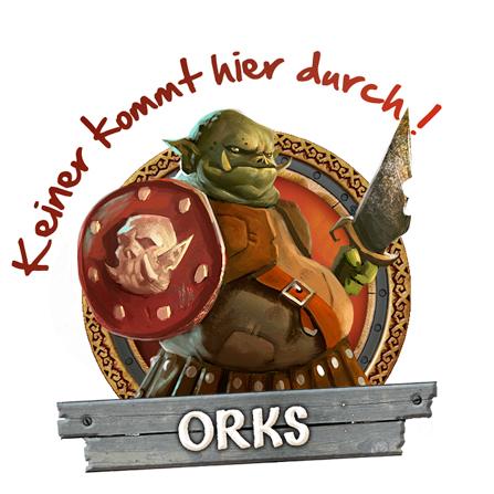 Orks - Keiner kommt hier durch!