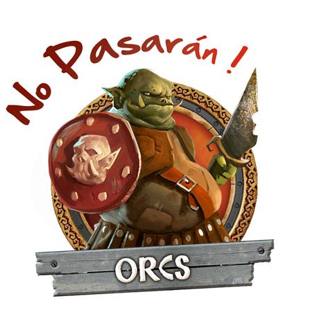Orcs - No pasarán !
