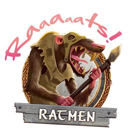 Ratmen - Raaaaats!