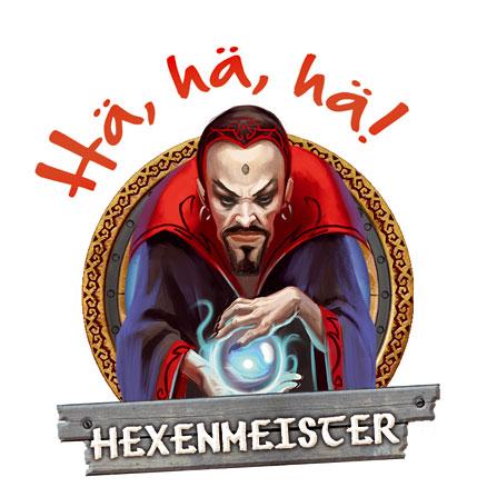 Hexenmeister - Hä, hä, hä!