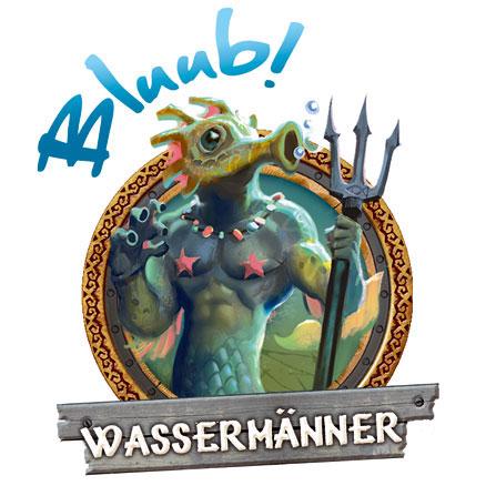 Wassermänner - Bluub!
