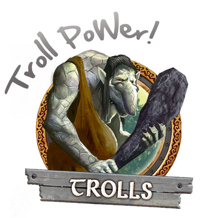 Trolls - Troll Power!