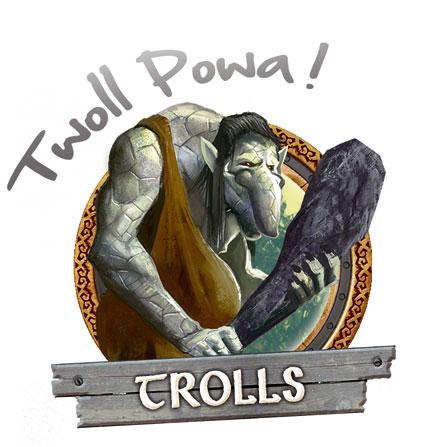 Trolls - Twoll Powa !