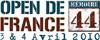 Open de France de Mémoire 44 - 2010