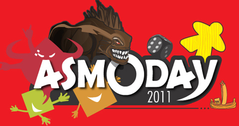 Days of Wonder - Asmoday 2011