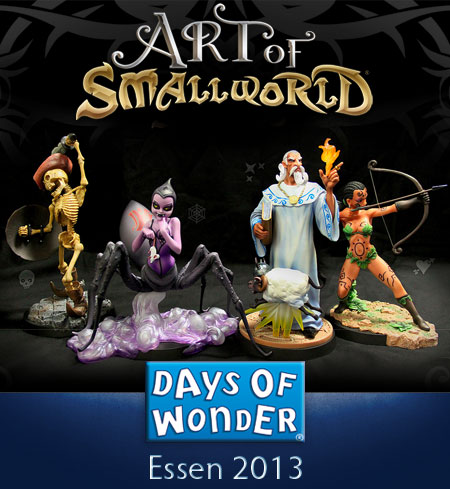 The Art of Small World