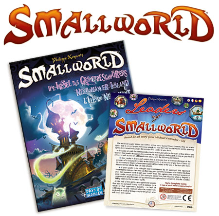 Small World - Special Expansions