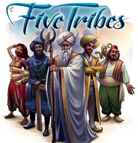 Five Tribes, Tric Trac d'Or !