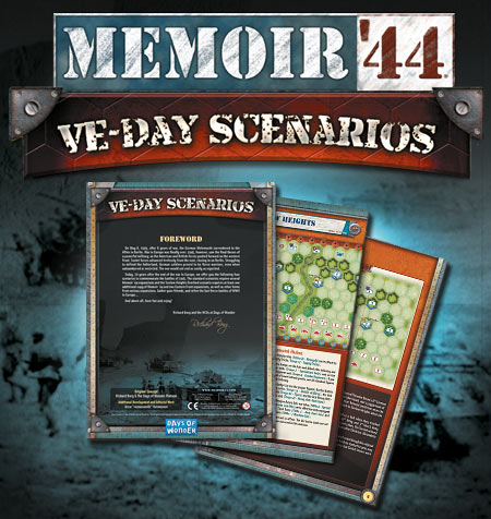 Memoir '44 VE-Day Scenarios