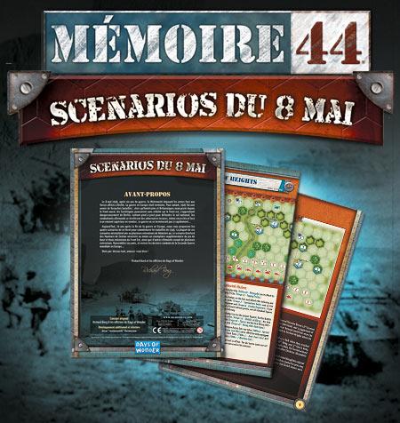 Mémoire 44 Scénarios du 8 mai