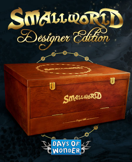 Small World - Designer Edition