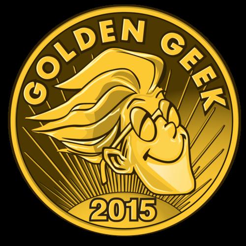 Joyeux 10e Anniversaire Les Golden Geek Awards Days Of Wonder