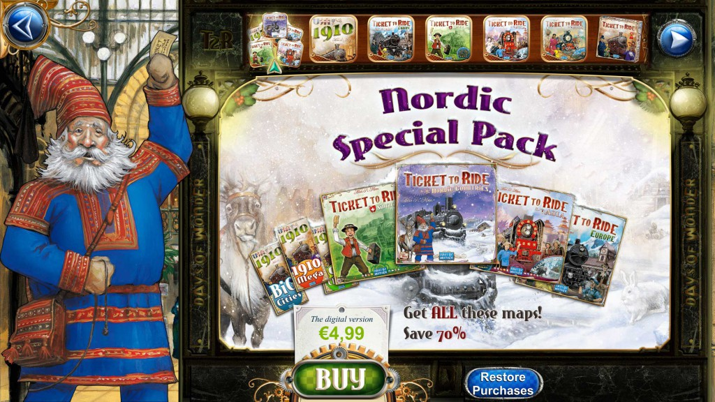 Nordic Special Pack