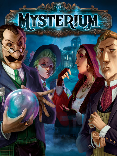 Mysterium characters