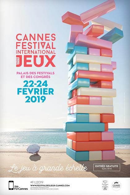 Days of Wonder au Festival International des Jeux de Cannes