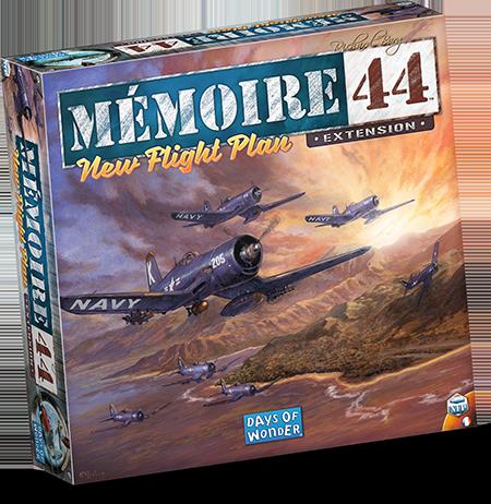 Mémoire 44 New Flight Plan, l'extension la plus ambitieuse jamais publiée