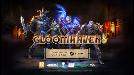 Gloomhaven Early Access on Steam