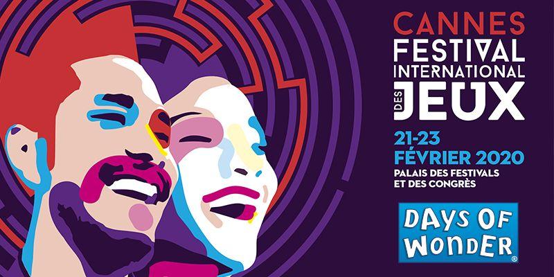 Days of Wonder au Festival International des Jeux de Cannes !